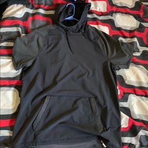 Nordstrom short sleeve light jacket